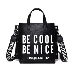 Female Designer Fashion Handbag Women Letter Soft Messenger Shoulder Bags Large Shopping Tote Ladies Crossbody Bag Purse SS7342