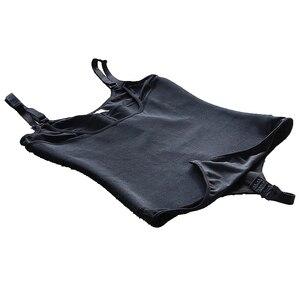 Image 5 - Tanga Shapewear Bodysuit seksi lateks bel eğitmen zayıflama korse karın kontrol iç çamaşırı kadın tam vücut şekillendirici kayma popo kaldırma