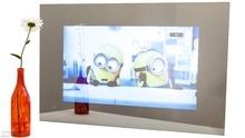 32″ Waterproof Mirror TV for Bathroom, Analogue tuner (NTSC, PAL, SECAM) AVS320FS (Integrated Speakers) Free shipping