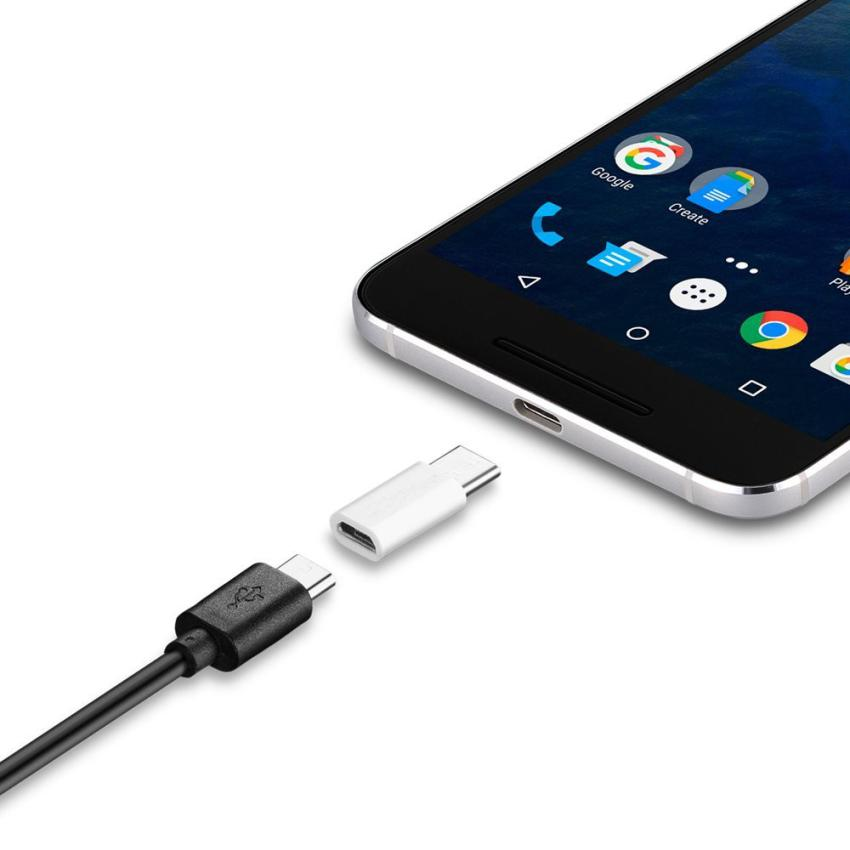 1PC 2017 USB-C Type-C to Micro USB Data s