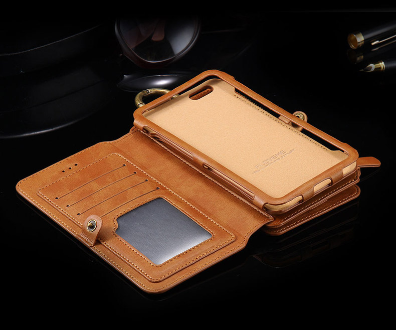 Luxury Business Leather Retro Classic Wallet Case Cover Plus Man ...