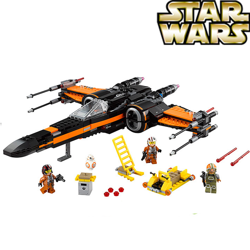 10466 Building Blocks Super Heroes Star Wars First <font><b>Order</b></font> Special Forces TIE Fighter F-O-S-F Fighter MiniFigures boy toys