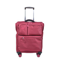 20 24 28 inch oxford waterproof Luggage Bag With Wheel Zipper Rolling Suitcase Trolley Women&Men Suitcase Set