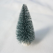 12 pcs Mini Christmas Tree Decoration