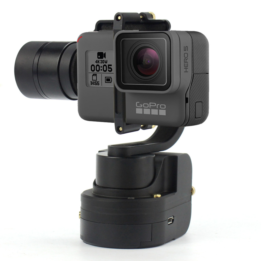 F16639 Zhiyun Z1 Rider M 3-axle Support APP Wireless Remote Control Wearable Camera Gimbal WG Stabilizer for GoPro Hero 5 4