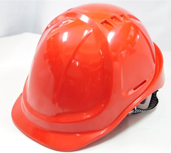 High strength ABS construction safety helmet work insulating protect hard helmets Anti-smash breathable hard hat adjustable