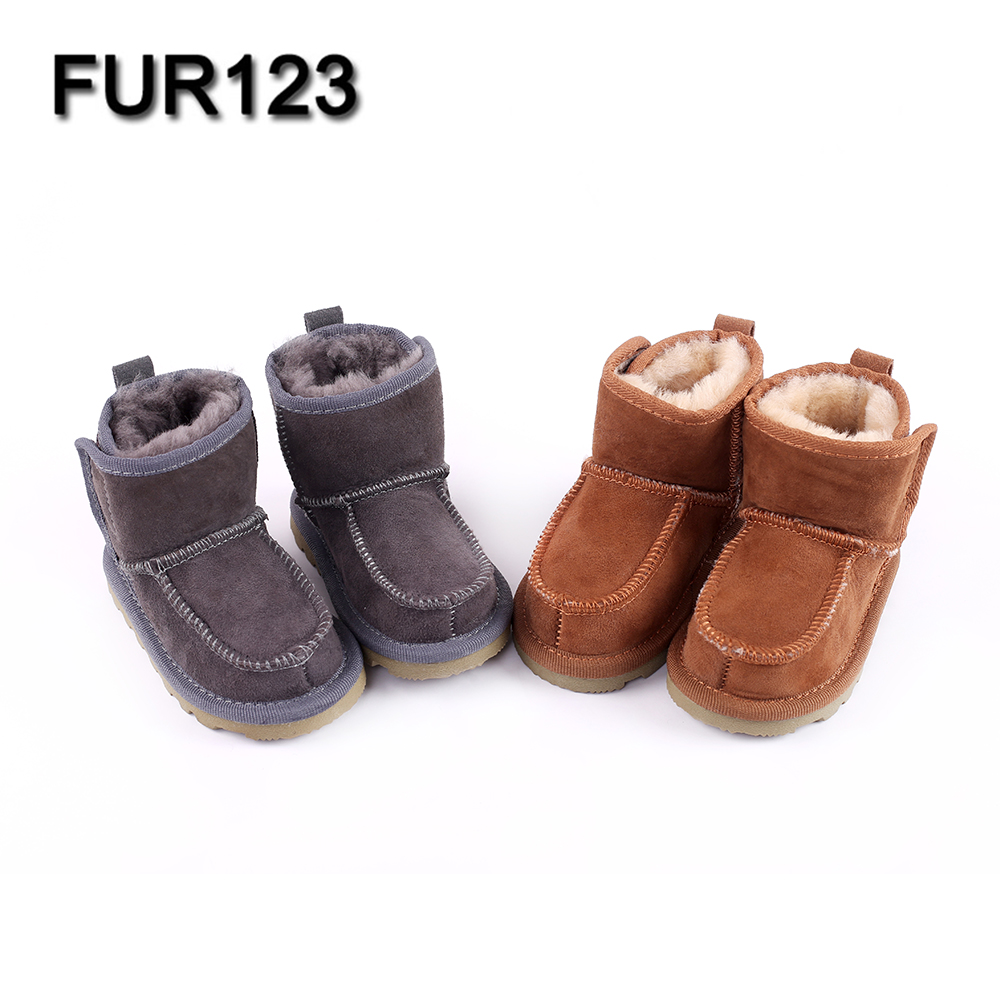 Baby-Snow-Boots-for-boys-and-girls-Kids-Snow-Boots-Sheepskin-Real-Fur-Shoes-Children-Geanuine-Leather-Australia-Shoes-3