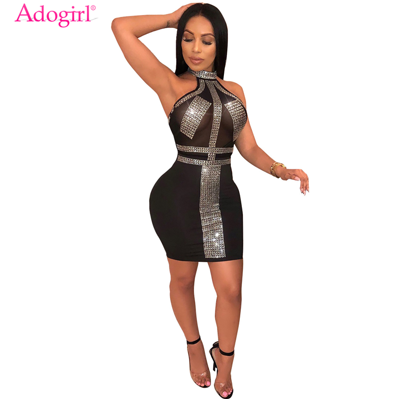 Buy sheer top club dress and get free shipping on AliExpress.com 324e3b133764