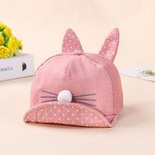 ideacherry Fashion Rabbit Design Baby Hat Spring Summer Hats For Boys