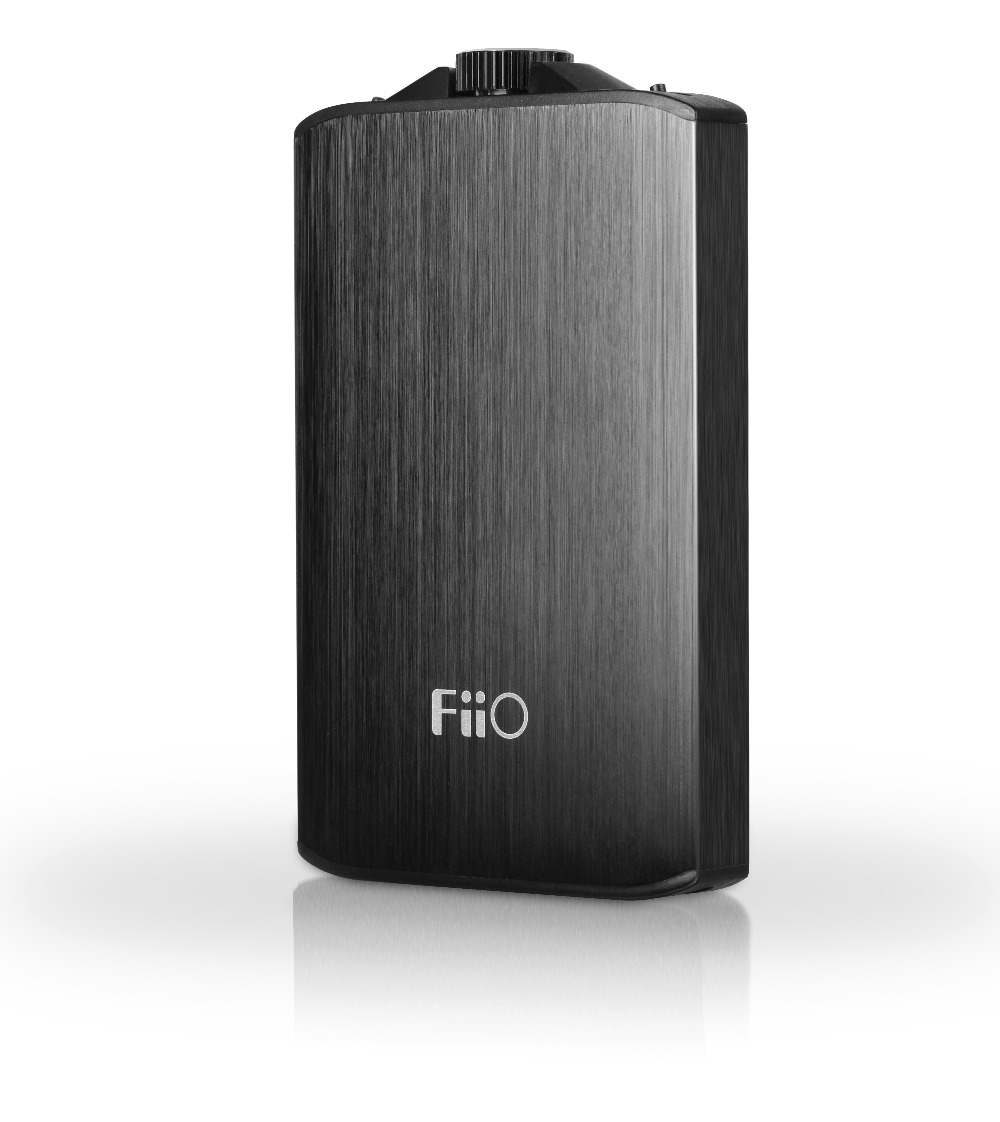FiiO A3 black Portable Headphone Amplifier(Free Shipping via Post) fiio a3 silver