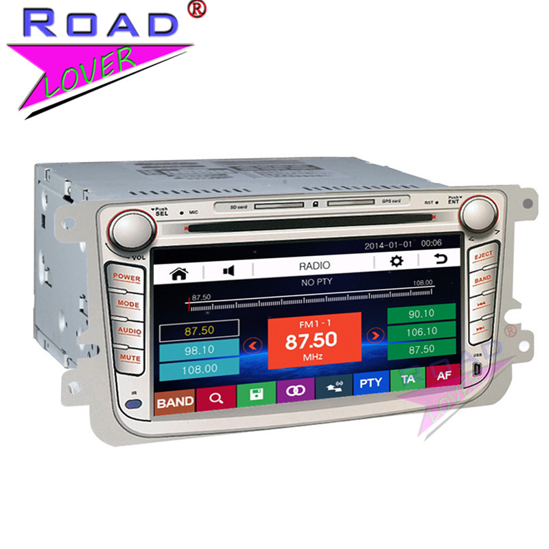 TOPNAVI Wince 6.0 Double Din 7 Car Media Center DVD Player Auto Audio For VW Lamando Stereo GPS Navigation TFT Touch HD Screen