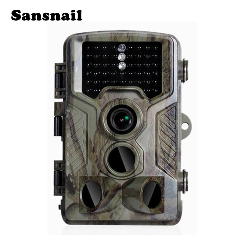 Sansnail Hunting camera Full HD 1080P Video Night Vision Digital Cam Scouting Hunter Cameras Wildlife Camera Photo Traps track