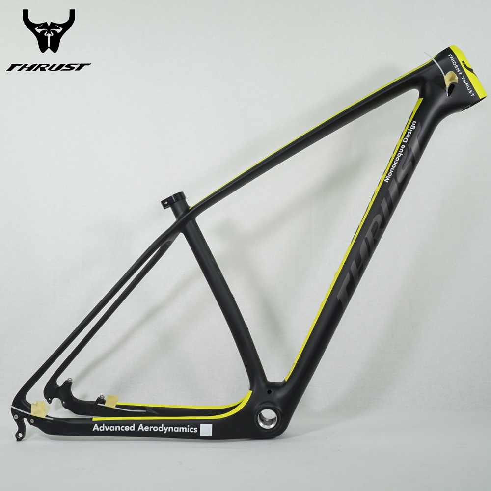 THUST Bicycle Frame Cheap Carbon Frame 29er T1000 UD China Carbon MTB Frame 29er Carbon Mountain Bikes Frame 29er 15 17 19inch china factory cheap carbon frame mtb 27