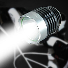 2017 Limited Luz Bicicleta Sales Hot Sale! Cycling Bike Led Bicycle Light Headlight 2 Battery 1pcs,waterproof 3 Mode Flashlight