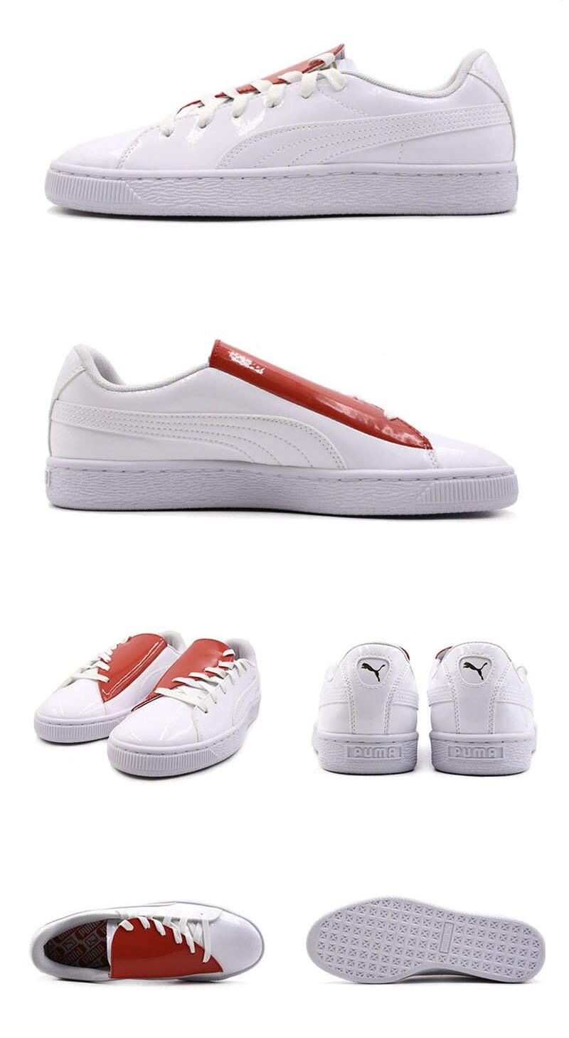 Oryginalny nowy nabytek 2019 PUMA kosz Crush damskie buty na