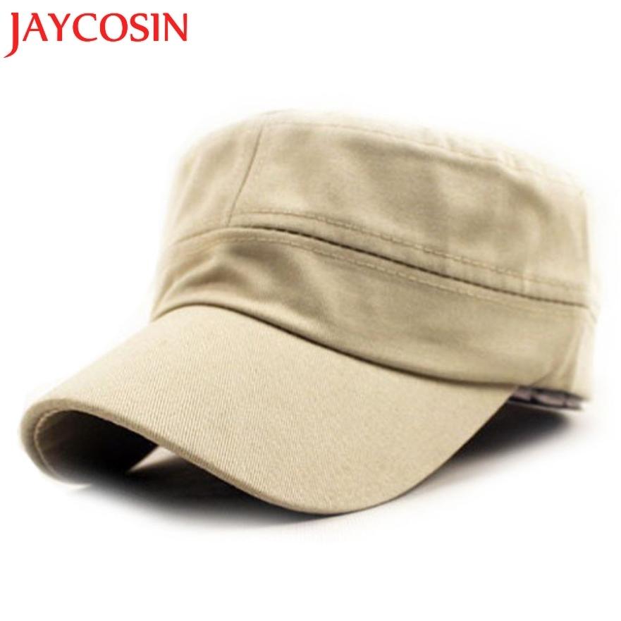 823b0f056d9 Hot Sales SIF 2017 Stylish Fashion Baseball Field Caps Unisex Flat Roof Hat  For Man Cadet Patrol Bush Hat Casual Men Caps 412-in Baseball Caps from  Apparel ...