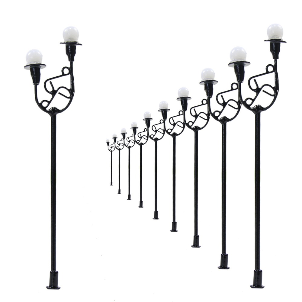 light s chain for yard vintage lamp set garden guardrail outdoor products post lawn path