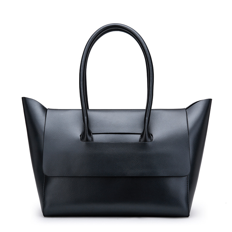 New 2017 Design Genuine Leather Women Handbag Female Tote Bags Real Leather Top-Handle Bags Large Capacity Handbags For Women female genuine leather handbags large capacity women messenger bags real leather bags first layer leather shoulder bags