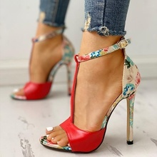 20d579f5e4 Womens Fashion Summer Sexy Exquisite High Heels Ladies Increased Stiletto  Super High Heel Sandals(China