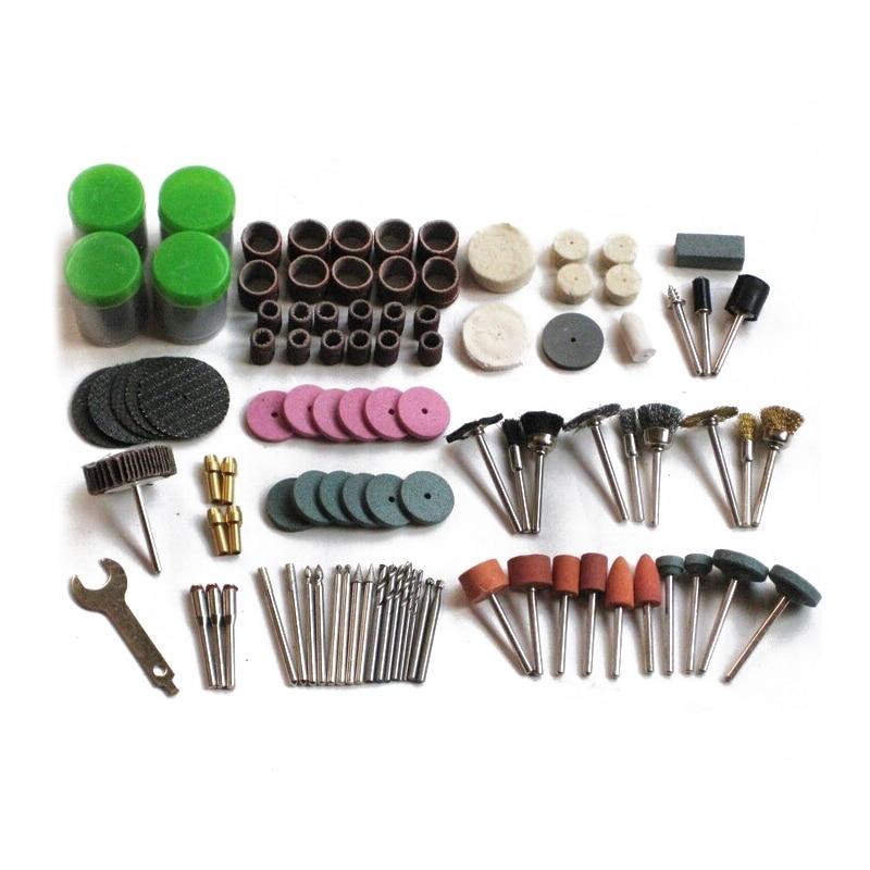 147 Pcs Bit Set Suit Mini Drill Rotary Tool & Fit Dremel Grinding,Carving,Polishing Tool Sets,grinder Head