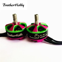 Original BrotherHobby Returner R4 2206 2700KV 4500KV Brushless Motor Engine for FPV RC Racing Drones Quadcopter Spare Parts Accs