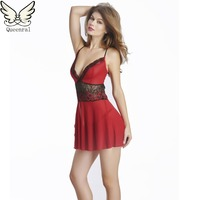 Sexy Lingerie Dress Women Hot Sexy Costume Erotic Lingerie Bodysuit Lenceria Negligee Porno Baby Doll Sexy