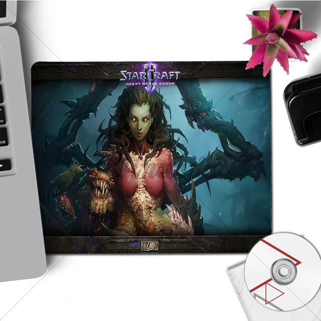 Yinuoda  Starcraft Game Picture Comfort Mouse Mat Gaming Mousepad Size for Size for 180x220x2mm and 250x290x2mm Small Mousepad 1