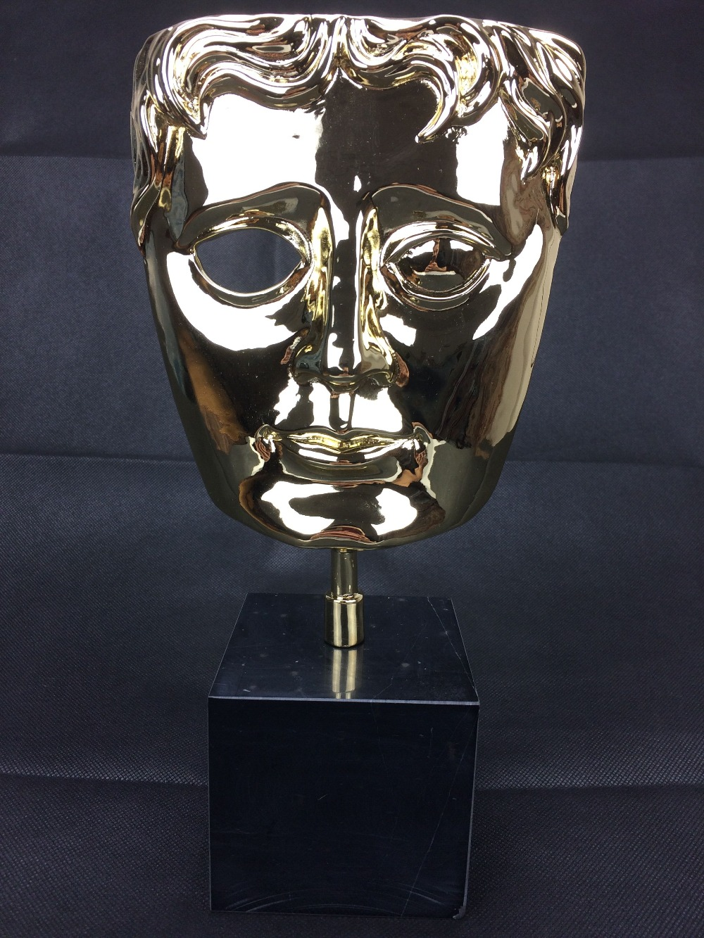 BAFTA Awards, réplique en métal BAFTA Awards, Britsish Academy Film Awards
