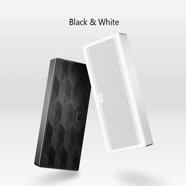 Original For Xiaomi Square box Cube Speaker Bluetooth 4.0 Stero Speaker for smart phone PC Tablet PCs