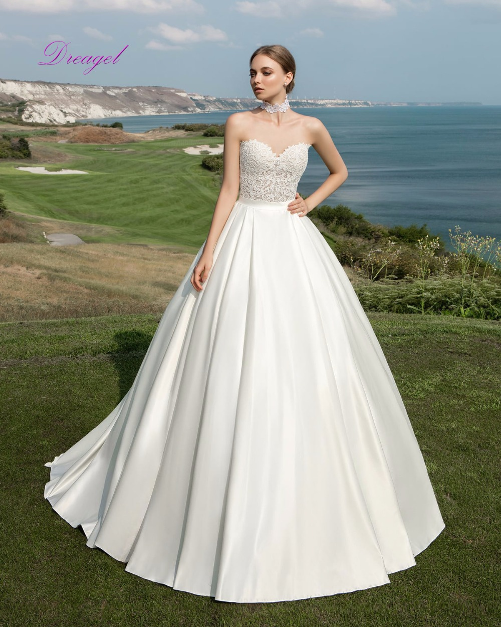 Princess Grace Wedding Dress. Amazing Princess Wedding Dress And ...