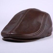 Compra cowhide leather hat gorras y disfruta del envío gratuito en ... 739891335c1