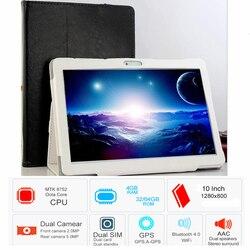 CARBAYTA планшетный ПК Octa core 3G 4 ГБ Оперативная память 64 ГБ Встроенная память 1920*1200 две камеры 8MP Android 8,0 Tablet 10,1 дюймов S109 Бесплатный чехол в подаро...