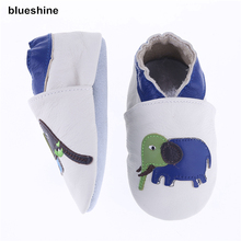 Lovely Pattern Baby Shoes Soft Genuine Leather Prewalker Boo