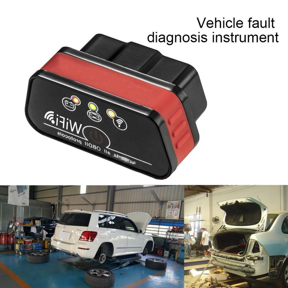 OBD2 Bluetooth Adapter Auto OBD Scanner Car Code Reader Diagnostic Scan Tool Universal ODB ODB2 OBDII