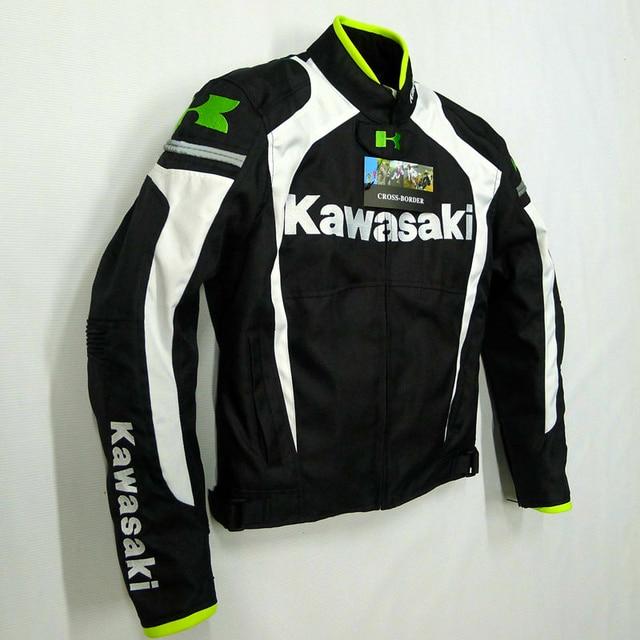 Blouson Moto Kawasaki Moto Blouson x6B0x