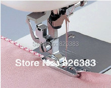 1 piece good qality home sewing machine  Snap on Hemming presser foot NO.7307-1