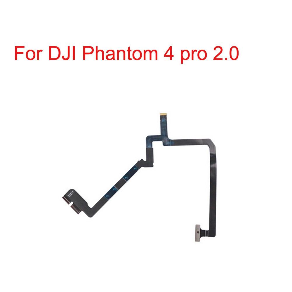 Pour DJI Phantom 4 Pro V2.0 RC Partie Flexible Cardan Plat Ruban Flex Câble pour DJI Phantom 4 Pro V2.0 JL.17