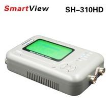 Sathero SH-310HD DVB-S2 и DVB-T2 Combo сигнал Finder Цифровой спутниковый Finder DVB-S satfinder dvb-t сигнала метр SH-310HD