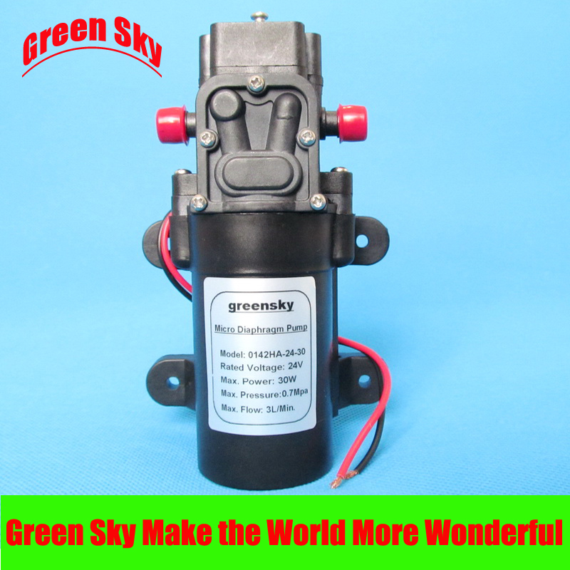 DC24V 30W Professional Electric oil Pump, Diesel Fuel Oil Engine Extractor electric pump