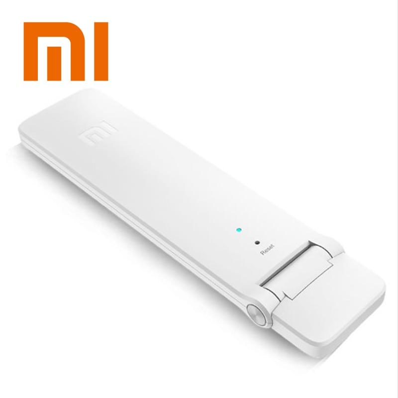 Original Xiaomi Mi WIFI Repeater 2 Amplifier Extender 2 Signal Boosters WiFi Wireless Universal Router Xiaomi Mijia Smart Home