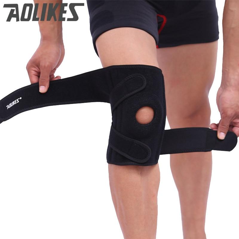 AOLIKES 1 τεμάχιο αθλητικά γόνατα - Αθλητικά είδη και αξεσουάρ - Φωτογραφία 4