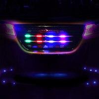 Car LED Strip Lighting Rear Trunk Tail Light Dynamic Streamer Brake Turn Signal Reverse Leds Warning
