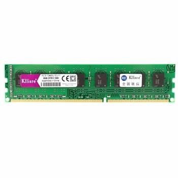 Kllisre ddr3 8gb Ram 1600MHz No ecc Desktop PC Memory 240-pins dimm