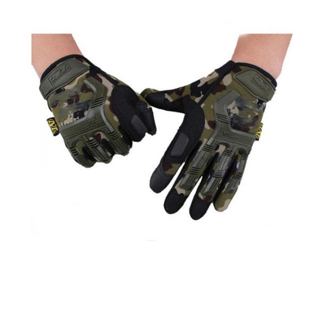 Brand New arrival Touchscreen Gloves Tactical Cycling Motorcycle Combat Hard Knuckle Full Finger Gloves 6