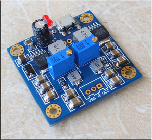 Image 4 - Hifi 저잡음 저 저항 단일 전압 포지티브 및 네거티브 전원 출력 dc12v regulated 레이트 된 전원 공급 장치 모듈