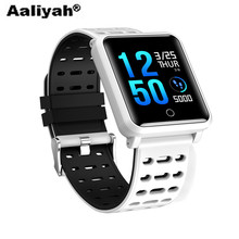 Extremely-thin sensible watch IP68 anti-watercolor display screen sports activities sensible watch coronary heart charge tracker blood stress interchangeable strap