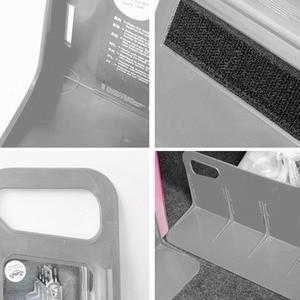Многофункциональная автомобильная задняя крышка, Автомобильный багажник, неподвижная стойка, держатель, багажная коробка, стойка, встряхиватель, органайзер, держатель для хранения заборов, хит продаж