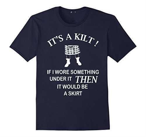 100% Katoen Geek Familie Tee s Kilt Drager T-shirt Grappige Gift Idee Schotse Mannen