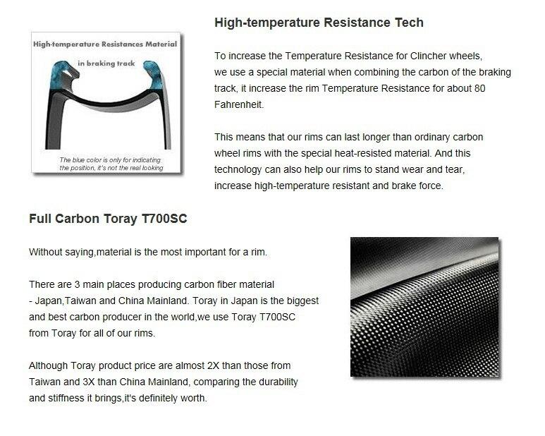 Atacado oem carbono 3 raios rodas estrada