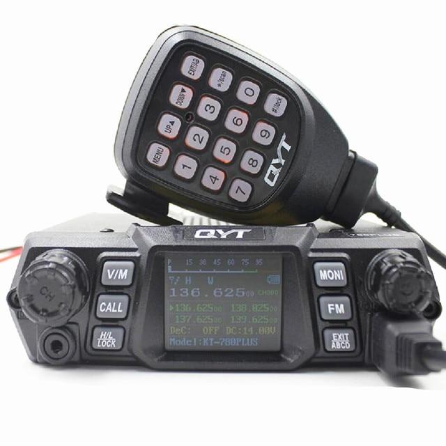 100 Watts Super High Power Qyt Kt 780plus Vhf136 174mhz Car Radio